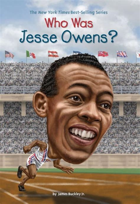 owens books who was owens by buckley jr scholastic