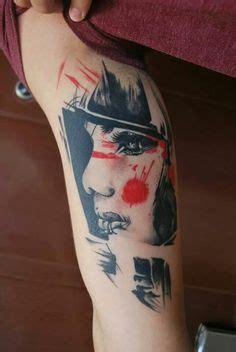 sarenity tattoo trash polka half sleeve jabbin jenn sarenity