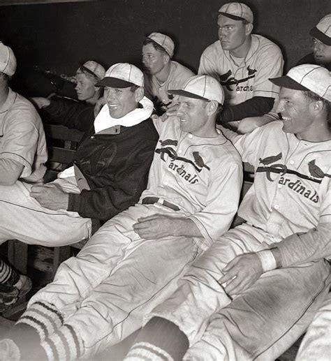gas house gang the gashouse gang baseball pinterest