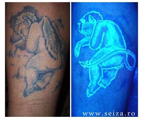 normal tattoo photo black light tattoos and designs page 14