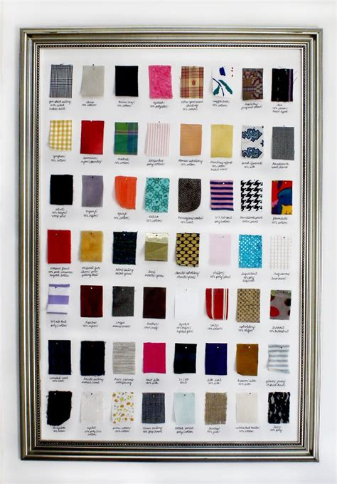 pattern swatch library swatch and learn fashioning a diy fabric library fabric