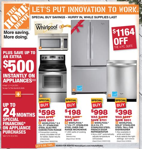 home depot black friday 2013 ad invitations ideas