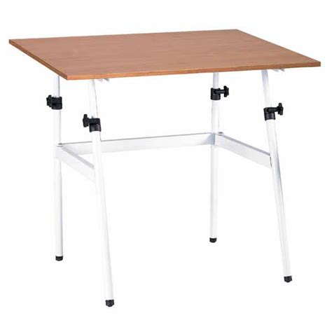 Fold Away Drafting Table Berkeley Fold Away Table 30x42 Ebay