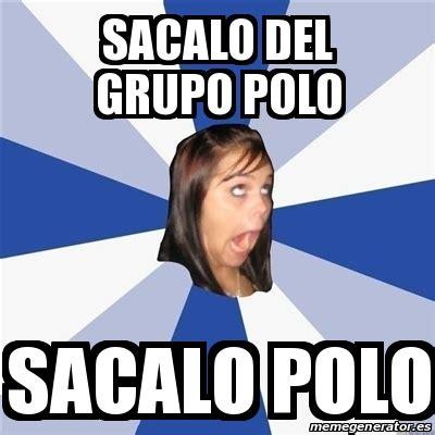 Memes De Polo Polo - memes de polo polo meme annoying facebook girl sacalo