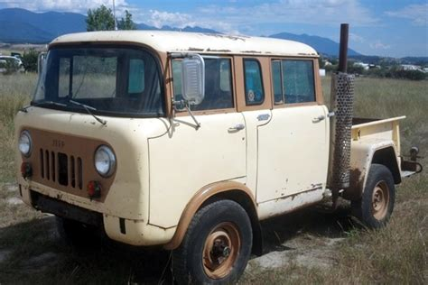Fc Jeep For Sale For Sale 1964 Jeep Fc 170 M 677 Grab A Wrench