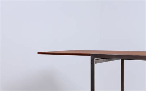 minimal table design pastoe extensible dining table cees braakman 1960ies