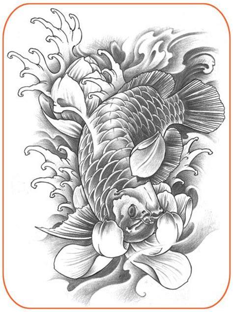 tattoo flash koi fish 1000 images about carp on pinterest koi carp tattoo