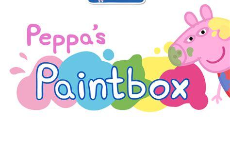 peppa pig painting best top wallpapers
