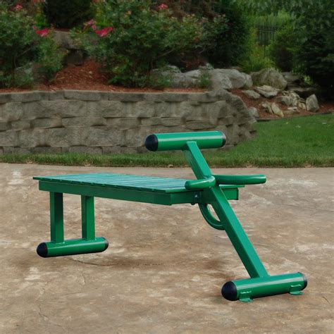 outdoor bench press stamina outdoor fitness bench