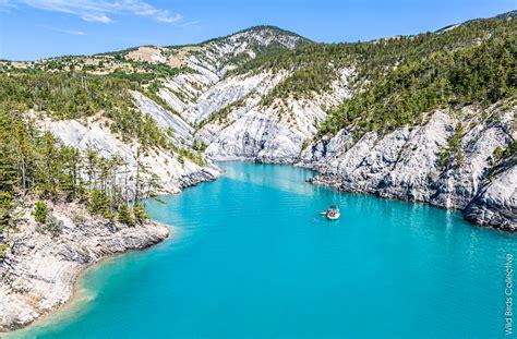 Serre Ponçon, le lac des Alpes du Sud Wild Birds Collective