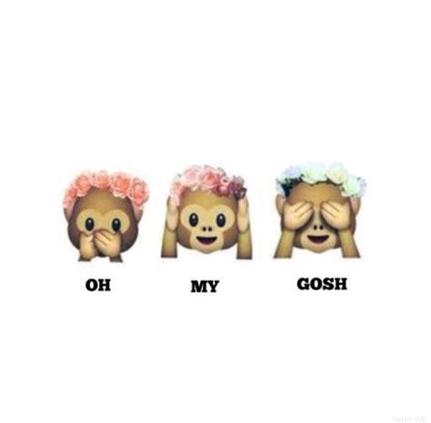Eheringe Emoji by Pics For Gt Monkey Emoji Background