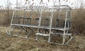 Dog Hunting Blind Mac S Bay Traders Shop 8 Field And Pond Duck Blinds