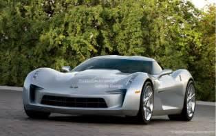 Chevrolet C7 Rendered 2013 Chevrolet Corvette C7