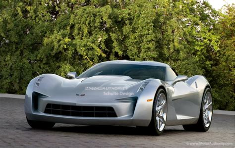 2013 chevrolet corvette c7 rendered 2013 chevrolet corvette c7