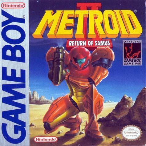 metroid samus returns 0744018749 test metroid 2 return of samus nintendomaine