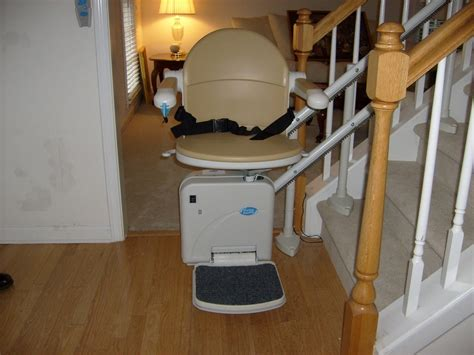 Stairs Chair Lift by Wheelchair Assistance Sterling Stairlift