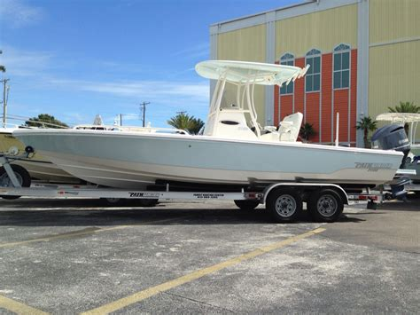 new pathfinder boats for sale new 2015 pathfinder 2600 trs ta fl 33611