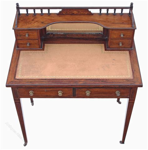 antique ladies desk for sale victorian rosewood writing desk dressing antiques
