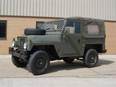 land rover series iii 88 ex ex for sale