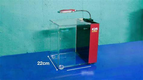 Harga Filter Aquarium dymax iq5 mini acrylic aquarium
