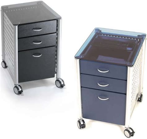innovex dl kg02 three drawer file cabinet stylish