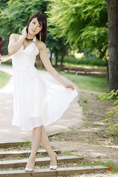 Dress Cewek Flower 07 ayoe rame hwang mi hee cewek korea