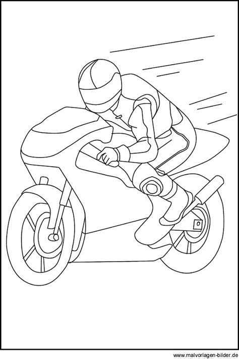 Motorradrennen F R Kinder by Motorrad Ausmalbilder Gratis Malvorlagen Zum Ausmalen