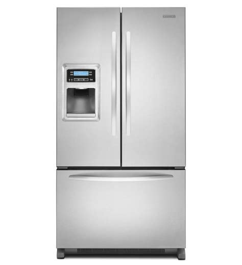 Cabinet Depth Refrigerators by 20 Cu Ft Counter Depth Door Refrigerator