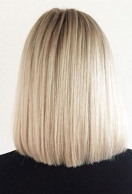 one length haircuts best 25 one length haircuts ideas on pinterest long
