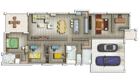 2d plan house house floor plan in 2d house floor plans