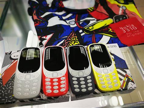 Nokia 3310 Malaysia new nokia 3310 2017 price in malaysia buy link