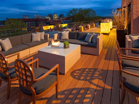 roof top bars dc bars with a view dc metro plus magazine