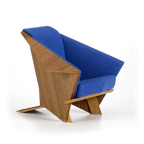 Origami Chair Frank Lloyd Wright - vitra design museum shop miniature taliesin west chair