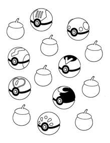 Best Coloring Pages Pokeball Coloring Pages