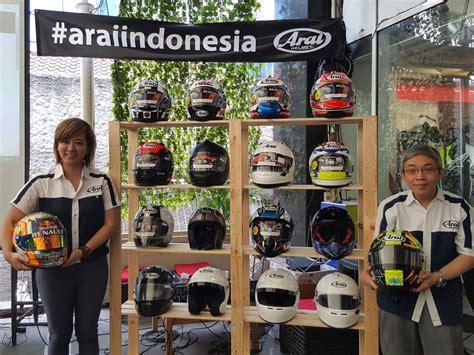 Jual Distributor Helm Terbaru Harga Murah Cargloss Retro Army Espresso helm arai sni resmi dijual berita otomotif