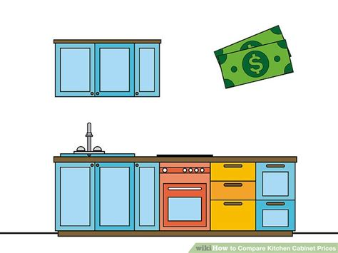 compare kitchen cabinets how to compare kitchen cabinet prices 13 steps with