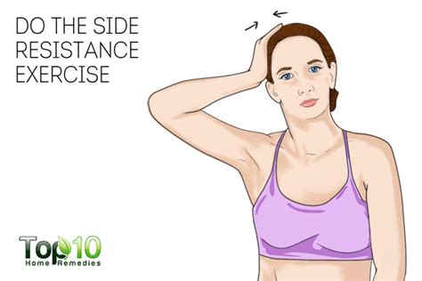 do resistors sides how to get rid of neck top 10 home remedies