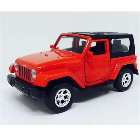jeep wrangler 2014 just trucks 1 32 minimundi br