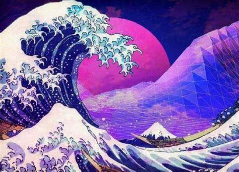 great wave  tumblr