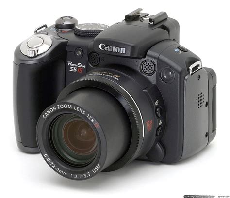 canon powershot s5is review digital photography review