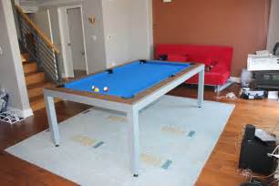 pool table rug pool dining tables with gray rug and blue cushion