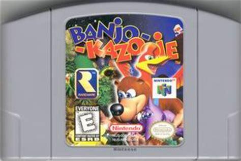 emuparadise banjo kazooie banjo kazooie usa rom