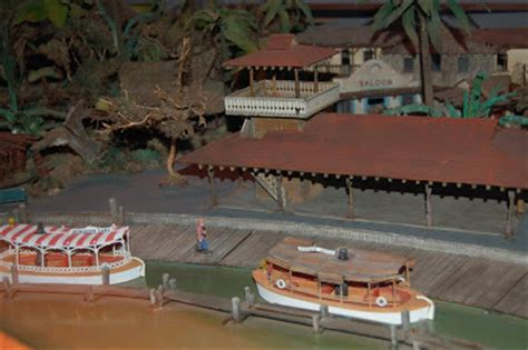 jungle cruise boat model