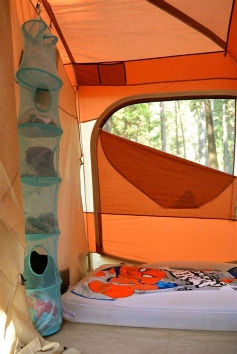 cing closet tent organizer best 25 tent cing organization ideas on
