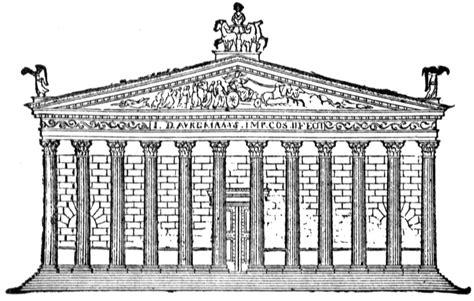 persian architecture clipart