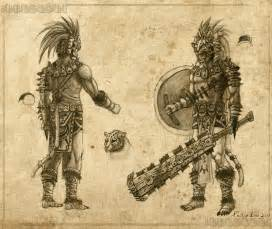 Aztec Jaguar God Aztec Jaguar By Creative Horizon On Deviantart