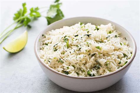 Clintro And Lime Detox Recipes by Cilantro Lime Rice Recipe With Simplyrecipes