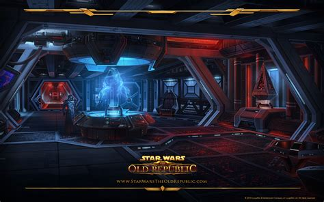 star wars interior design sith starship interior