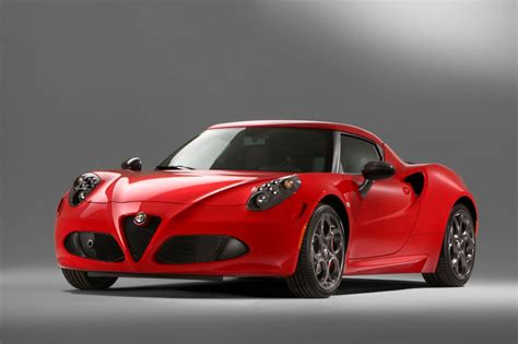 New Alfa Romeo 4c by 2014 Alfa Romeo 4c New Pictures