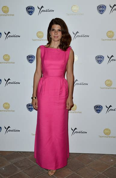 Lq Emmy Pink marisa tomei photos photos at the lancia cafe day 8 taormina filmfest 2013